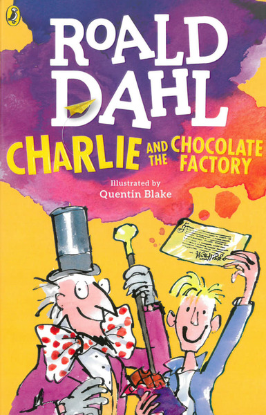 Charlie and the Chocolate Factory   Dodax.co.uk