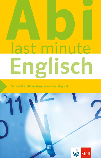 Abi last minute Englisch | Dodax.at