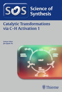 Science of Synthesis: Catalytic Transformations via C-H Activation Vol. 1 | Dodax.pl