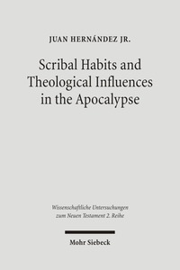 Scribal Habits and Theological Influences in the Apocalypse | Dodax.ch