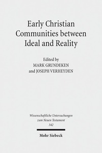 Early Christian Communities Between Ideal and Reality | Dodax.ch