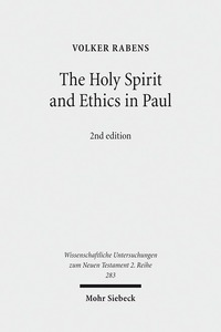 The Holy Spirit and Ethics in Paul | Dodax.at