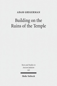 Building on the Ruins of the Temple | Dodax.at