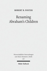 Renaming Abraham's Children | Dodax.de
