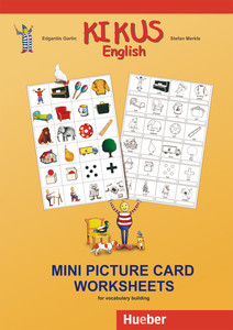 Mini Picture Card Worksheets for vocabulray building | Dodax.at