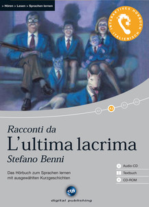 Racconti da L'ultima lacrima, 1 Audio-CD + 1 CD-ROM + Textbuch | Dodax.at