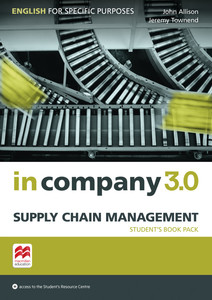 Supply Chain Management - Student's Book with Access to the Student's Resource Center   Dodax.ch