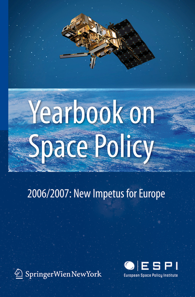 Yearbook on Space Policy 2006/2007 | Dodax.pl