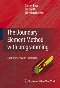 The Boundary Element Method with Programming | Dodax.pl