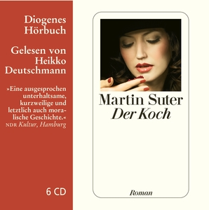 Der Koch, 6 Audio-CDs | Dodax.at