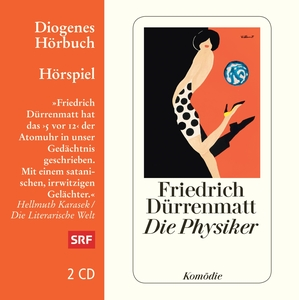 Die Physiker, 2 Audio-CDs | Dodax.at