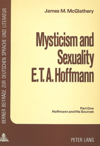 Mysticism and Sexuality- E.T.A. Hoffmann | Dodax.ch