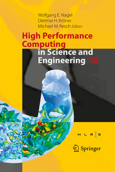 High Performance Computing in Science and Engineering '13 | Dodax.ch