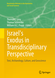 Israel's Exodus in Transdisciplinary Perspective | Dodax.pl