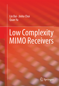 Low Complexity MIMO Receivers | Dodax.ch