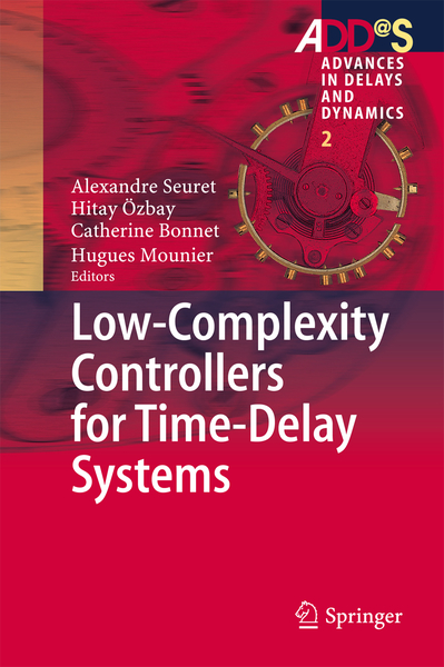 Low-Complexity Controllers for Time-Delay Systems | Dodax.ch