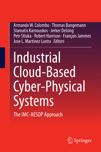 Industrial Cloud-Based Cyber-Physical Systems | Dodax.at