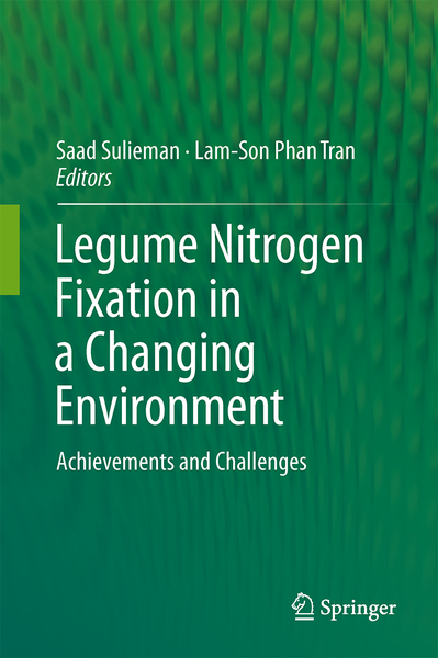 Legume Nitrogen Fixation in a Changing Environment | Dodax.at