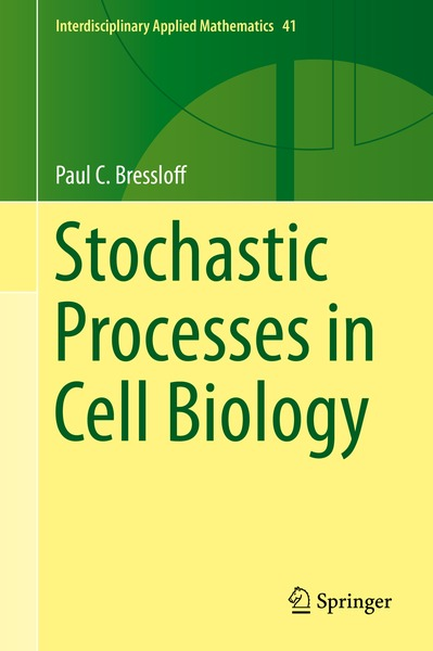 Stochastic Processes in Cell Biology | Dodax.ch