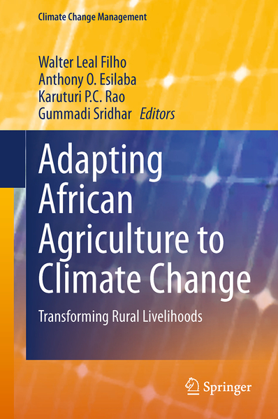Adapting African Agriculture to Climate Change | Dodax.ch