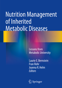 Nutrition Management of Inherited Metabolic Diseases | Dodax.ch