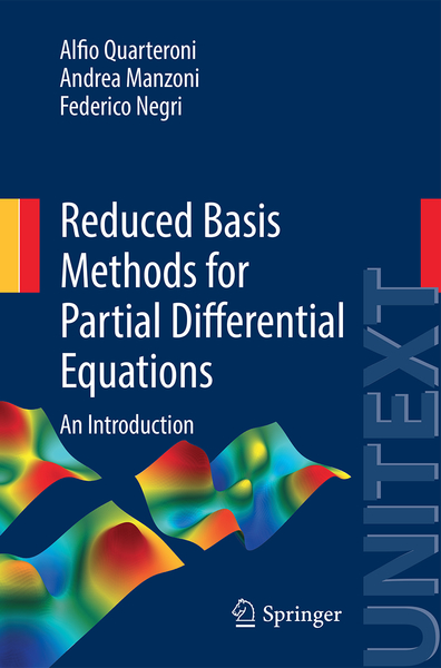 Reduced Basis Methods for Partial Differential Equations   Dodax.at
