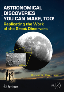 Astronomical Discoveries You Can Make, Too!   Dodax.ch