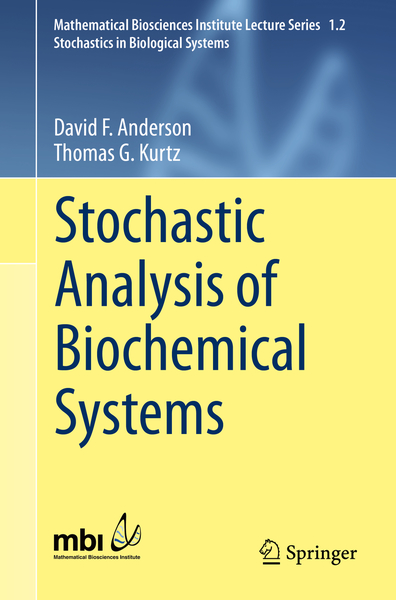 Stochastic Analysis of Biochemical Systems | Dodax.at