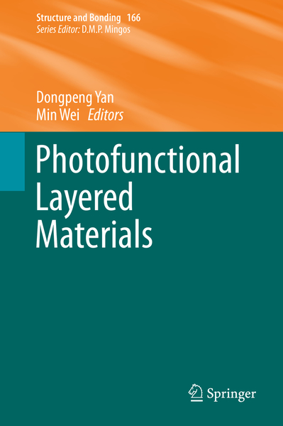 Photofunctional Layered Materials | Dodax.ch