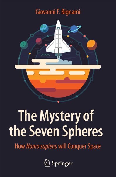 The Mystery of the Seven Spheres | Dodax.co.uk