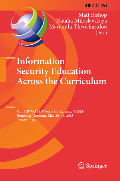 Information Security Education Across the Curriculum | Dodax.ch