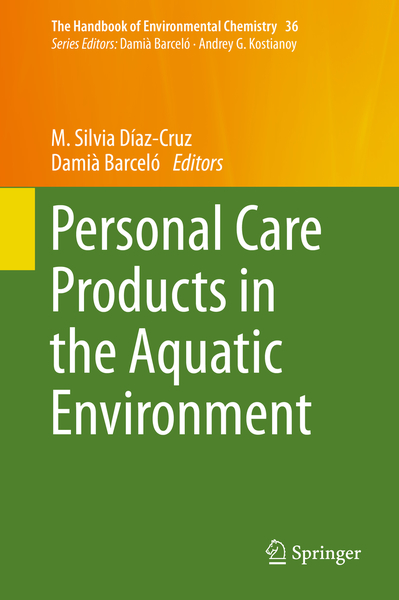 Personal Care Products in the Aquatic Environment | Dodax.at