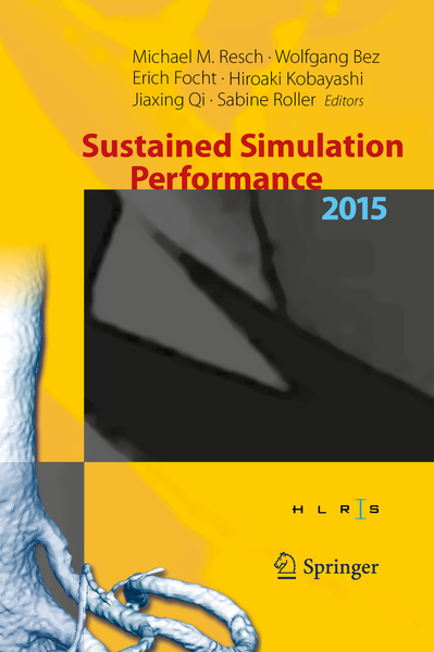 Sustained Simulation Performance 2015 | Dodax.ch