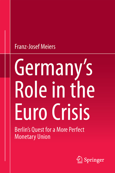 Germany's Role in the Euro Crisis   Dodax.ch