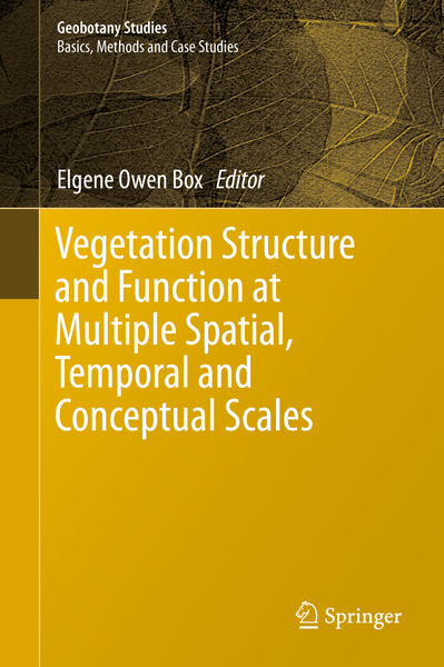 Vegetation Structure and Function at Multiple Spatial, Temporal and Conceptual Scales | Dodax.pl