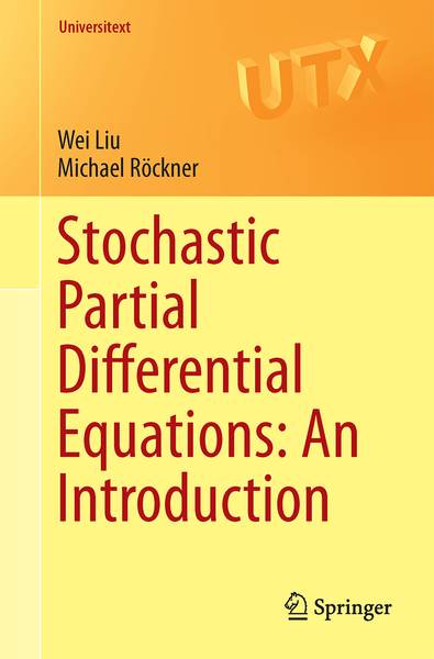 Stochastic Partial Differential Equations: An Introduction | Dodax.at
