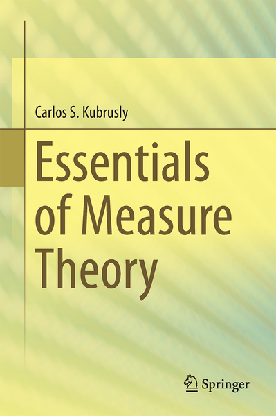 Essentials of Measure Theory | Dodax.at