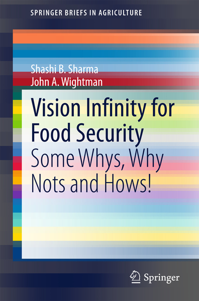 Vision Infinity for Food Security | Dodax.nl