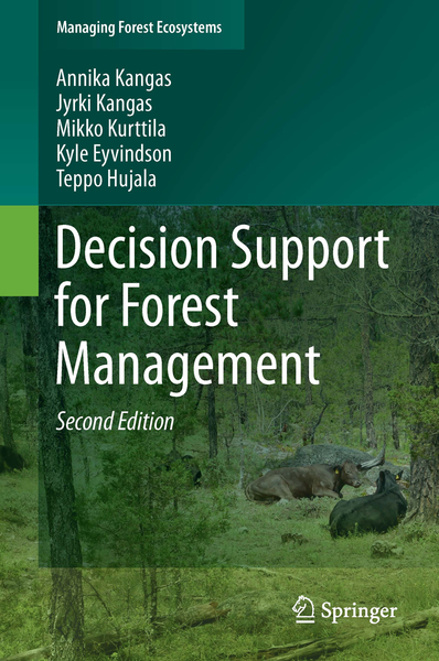 Decision Support for Forest Management | Dodax.nl