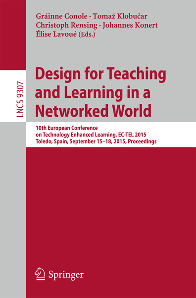 Design for Teaching and Learning in a Networked World | Dodax.ch