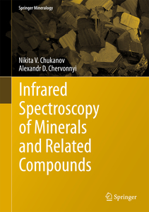 Infrared Spectroscopy of Minerals and Related Compounds | Dodax.nl