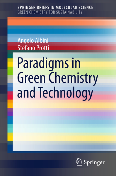 Paradigms in Green Chemistry and Technology | Dodax.co.uk