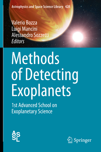 Methods of Detecting Exoplanets | Dodax.at