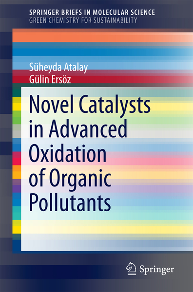 Novel Catalysts in Advanced Oxidation of Organic Pollutants | Dodax.nl