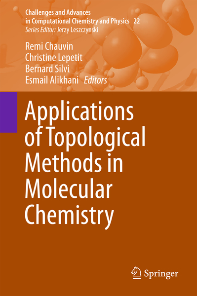 Applications of Topological Methods in Molecular Chemistry | Dodax.nl