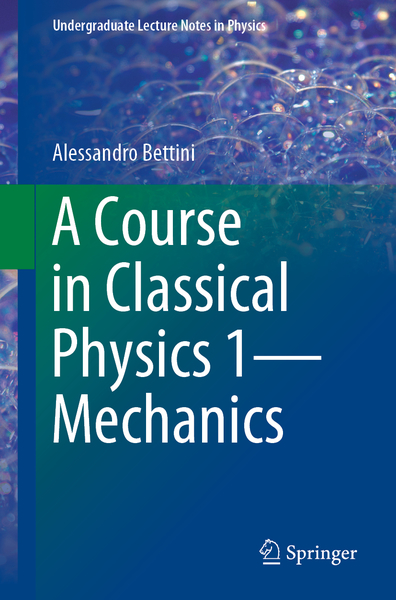 A Course in Classical Physics 1—Mechanics | Dodax.pl