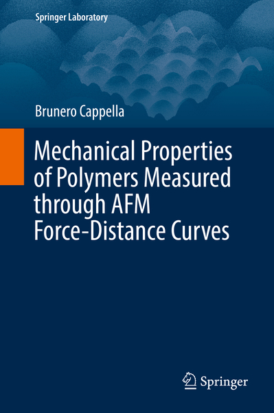Mechanical Properties of Polymers Measured through AFM Force-Distance Curves | Dodax.ch