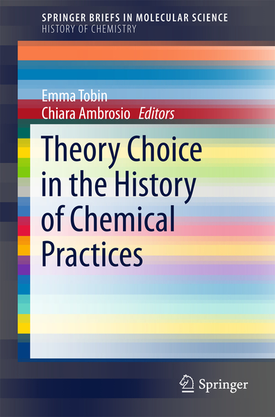 Theory Choice in the History of Chemical Practices | Dodax.nl