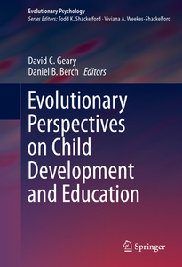 Evolutionary Perspectives on Child Development and Education | Dodax.co.uk