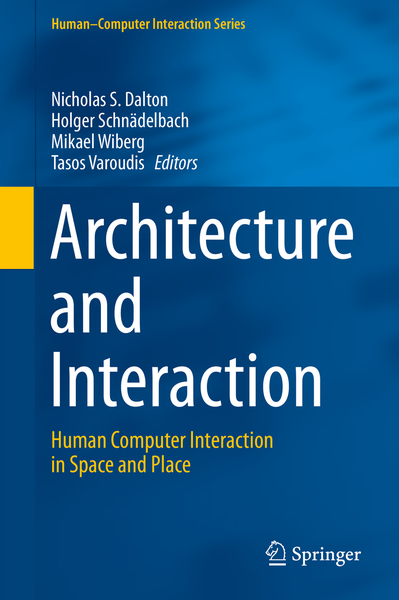 Architecture and Interaction | Dodax.ch